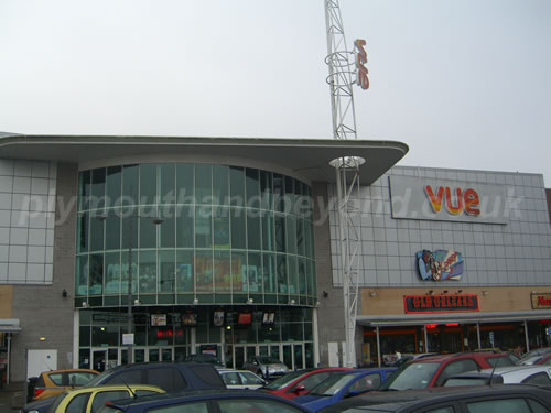 Vue Cinema In Plymouth 56